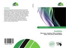 Ioudaios kitap kapağı
