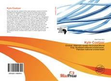 Capa do livro de Kyle Coetzer