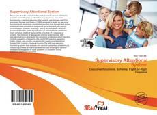 Capa do livro de Supervisory Attentional System
