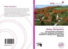 Bookcover of Risley, Derbyshire