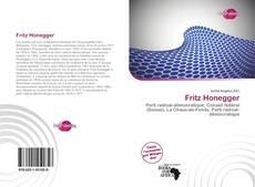 Fritz Honegger的封面