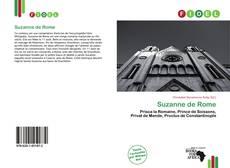 Bookcover of Suzanne de Rome