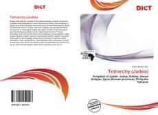 Bookcover of Tetrarchy (Judea)