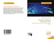Обложка Grant-Hadley Enterprises