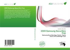 Bookcover of 2009 Samsung Securities Cup