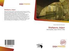 Bookcover of Shahpura, Jaipur