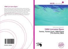 Bookcover of 1984 Lorraine Open