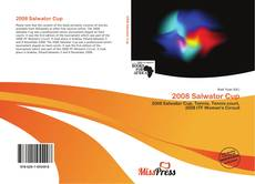 Bookcover of 2008 Salwator Cup