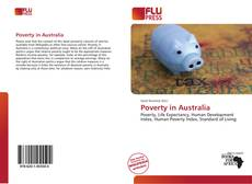 Bookcover of Poverty in Australia