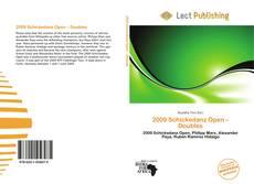 Buchcover von 2009 Schickedanz Open – Doubles