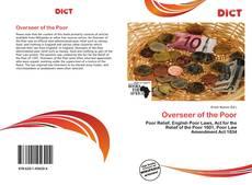 Bookcover of Overseer of the Poor