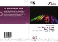 Portada del libro de 2009 Seguros Bolívar Open Bogotá