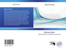 Bookcover of Edward John