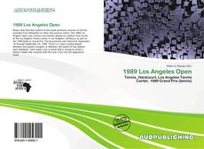 Bookcover of 1989 Los Angeles Open