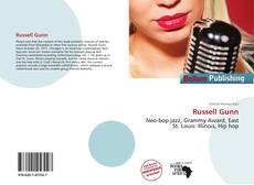 Russell Gunn kitap kapağı