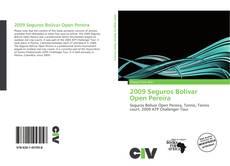 Buchcover von 2009 Seguros Bolívar Open Pereira