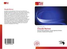 Bookcover of Claude Roiron