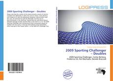 Bookcover of 2009 Sporting Challenger – Doubles