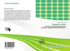 Brazen Laver kitap kapağı