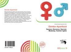Buchcover von Gender Apartheid