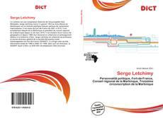Buchcover von Serge Letchimy