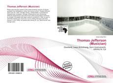 Capa do livro de Thomas Jefferson (Musician)