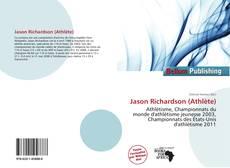 Portada del libro de Jason Richardson (Athlète)