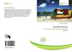 Capa do livro de Gender Binary
