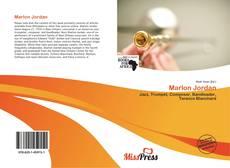 Capa do livro de Marlon Jordan