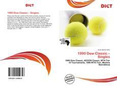 Capa do livro de 1990 Dow Classic – Singles