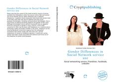 Couverture de Gender Differences in Social Network service use