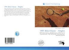 Bookcover of 1991 Dow Classic – Singles