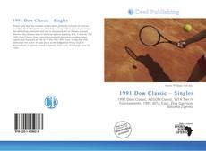 Couverture de 1991 Dow Classic – Singles