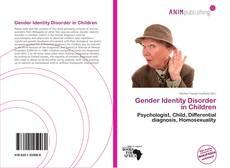Gender Identity Disorder in Children kitap kapağı