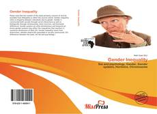 Bookcover of Gender Inequality