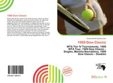 Bookcover of 1989 Dow Classic
