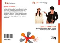 Buchcover von Gender Narcissism