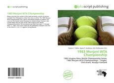 Portada del libro de 1983 Murjani WTA Championship
