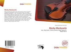 Bookcover of Marky Markowitz