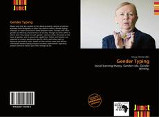 Capa do livro de Gender Typing