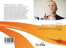 Gender Verification in Sports kitap kapağı