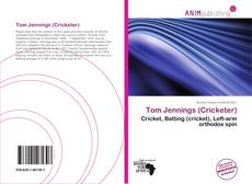 Buchcover von Tom Jennings (Cricketer)