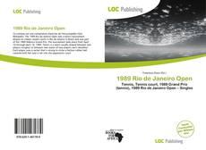 Capa do livro de 1989 Rio de Janeiro Open
