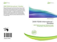 Buchcover von 2009 TEAN International – Doubles