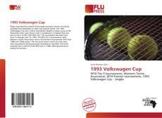 Portada del libro de 1993 Volkswagen Cup