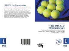 Обложка 1993 WTA Tour Championships