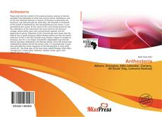 Bookcover of Anthesteria