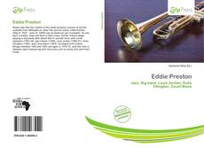Bookcover of Eddie Preston