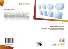 Portada del libro de Matthew Laird