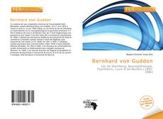 Bookcover of Bernhard von Gudden